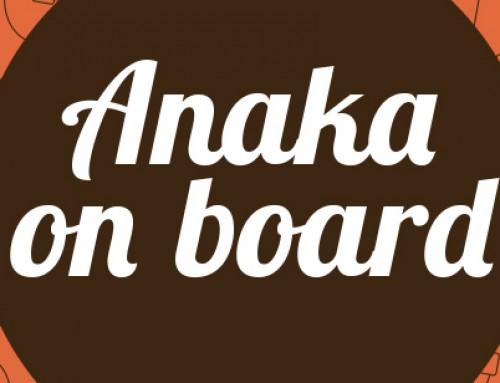 Anaka on board